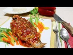 Thai Crispy Fish with Tamarind Sauce ปลาราดพริก - Episode 43 - YouTube