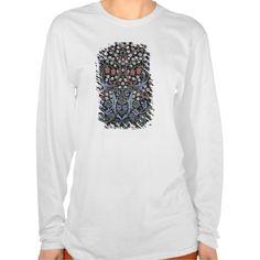 Blackthorn Wallpaper by William Morris T Shirt, Hoodie Sweatshirt