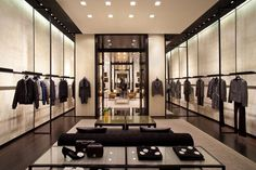 Peter Marino Chanel Store #architecture #interior #marino #peter Pinned by www.modlar.com