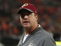 Redskins' Gruden not happy with schedule-makers