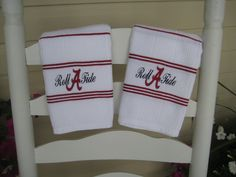 alabama kitchen towels
