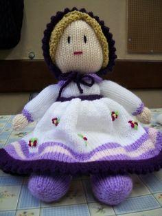 boneca Elisabeth de www.jeangreenhowe.com