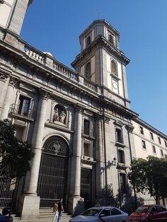 Edificios históricos de Madrid Madrid, San Francisco Ferry, Big Ben, Louvre, Building, Travel, Temple, Viajes