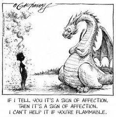 Dragon Humor
