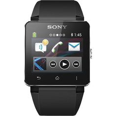 Sony Smart Watch SW2 for Android Phones: Cell Phones & Accessories #smartwatch