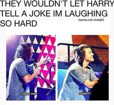 amazing, cute, funny, harry styles, jokes, one direction - image ...