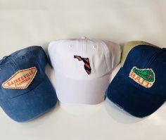 78e52853 Gator hats, gameday hats, Florida Gators hats Florida Gators, Cap Sleeves,  Hemline