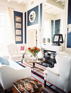 Tennis Whites: our favourite interior tips to incorporate clean crisp whites into your home. - Everything for the Home