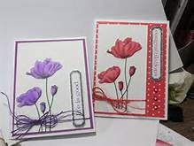 Penny Black Blooming Garden handmade stamped cards - Yahoo Image Search results