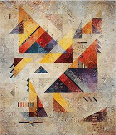 Joan M. Ladendorf's Art Quilt Collection