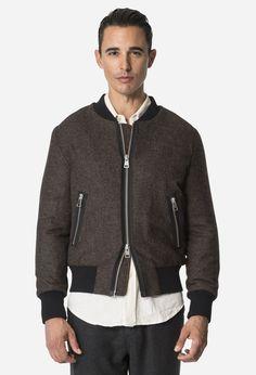 Carson Street Clothiers   Zip Teddy Jacket