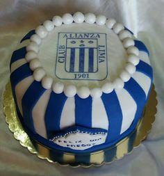 Cake futbol alianza lima
