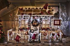 Our deliciously edible Gingerbread House! Xmas, Christmas, Gingerbread, House, Home, Ginger Beard, Navidad, Navidad, Noel