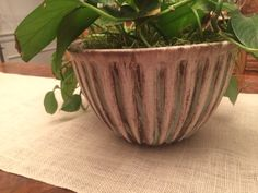 Small planter McCarty Pottery