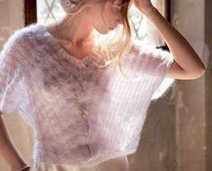 Безрукавка с рукавом «летучая мышь» - схема вязания спицами. Вяжем Безрукавки на Verena.ru
