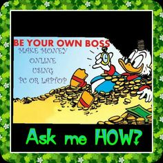 Start today #workfromhome #freedom #onlinebusiness Make Money Online, How To Make Money, Be Your Own Boss, Online Jobs, Business Opportunities, Online Business, Online Shopping, Freedom, Liberty