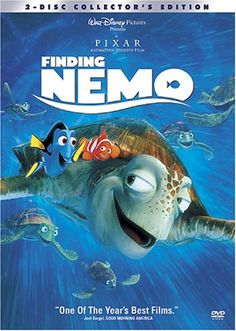 DVD - Finding Nemo
