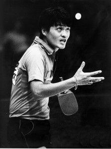 Em breve, a história de um dos  principais ídolos do tênis de mesa brasileiro