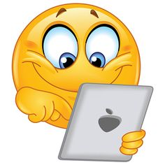 Smiley Using a Tablet PC