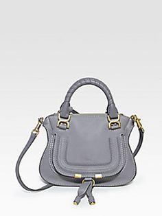 Chloe - Mini Marcie Crossbody Bag
