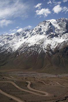 Near Mendoza Argentina