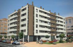 Infografía de 'Residencial Campillo' en Logroño