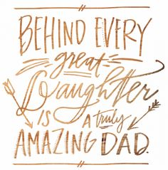 An amazing dad makes all the difference...love my husband for being just that!!! ♥