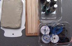 Material necesario para hacer perlas montesas y collares