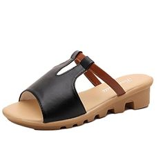 99b71fd631fd7b Inkach® Women Sandals Casual Shoes Summer Sandals Slipper Indoor Outdoor  Flip-flops Beach Shoes     Learn more by visiting the image link.