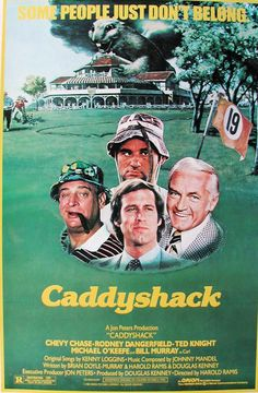 """Caddyshack"" (1980)"