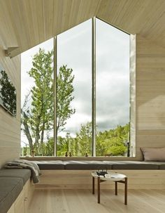 It's rooted in Norwegian tradition and mentality to have a second home, a little cabin either in the mountains or in the forest where you spend your vacations with family.