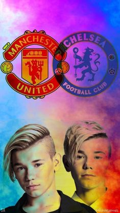 Manchester United & Chelsea❤️how it was:) Manchester United Chelsea, Shadowhunters Season 3, I Go Crazy, Love U Forever, Twin Brothers, My True Love, Famous People, Fangirl, Norway