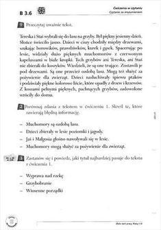 Użyj STRZAŁEK na KLAWIATURZE do przełączania zdjeć Polish Language, Sheet Music, Teacher, Education, School, Child, Inspiration, Therapy, Speech Language Therapy