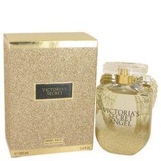 Victoria's Secret Angel Gold by Victoria's Secret Eau De Parfum Spray 3.4 oz (Women)