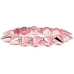 CC Skye MERCY SPIKE Bracelet in Rose Gold