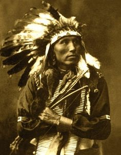 James Lone Elk, a Native American (Oglala Sioux), and nephew of American Horse (the older). Photographed c.1902.
