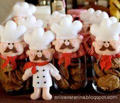 Chef/Cookie Jar