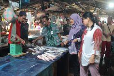 Ikan di Tanbu Bebas Formalin