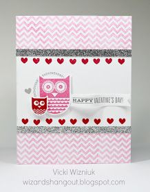 Wizard's Hangout: Whooo's Your Valentine... Valentine cards