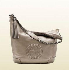 Borse Gucci scontate: tutti i Modelli da non perdere durante i Saldi estivi Borse Gucci scontate Soho grigia