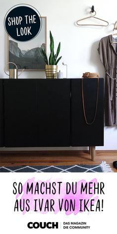 Mach Mehr Aus Deinem Ivar Regal Von Ikea! Wir Zeigen Am Beispiel Vom Coolen