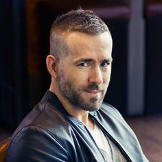 ryan reynolds deadpool hairstyle - Google Search