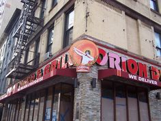 Orion Diner and Grill on 23rd st. & 2nd Ave. in NYC. Welcome.
