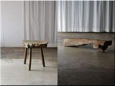 Rusztikus bútorok - wabi sabi designbútor