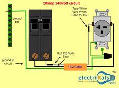Circuit Breaker Wiring Diagram