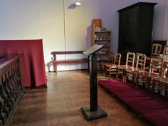 Coro alto e órgão de portadas fechadas Greek Chorus
