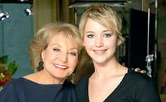 """Entertainment News: Actress Jennifer Lawrence Tells Barbara Walters """"It Should Be Illegal to Call Somebody Fat on TV"""" - http://www.plus-model-mag.com/2013/12/entertainment-news-actress-jennifer-lawrence-tells-barbara-walters-it-should-be-illegal-to-call-somebody-fat-on-tv/"""