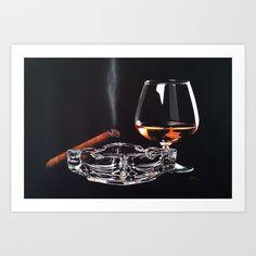 "Art Prints - Artwork ""After Hours"" Available Art Prints: https://society6.com/joaobello Website: www.joaobello.com"