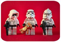 Did you bring your binky too? #stormtroopersdayoff
