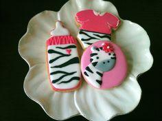 Beautiful cookies by sweet dough!